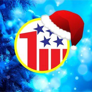 VM Santa Hat