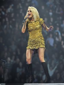 CARRIE UNDERWOOD Photo: Steve Jennings