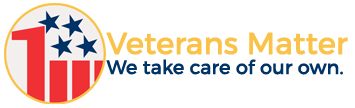 Veterans Matter Sticky Logo