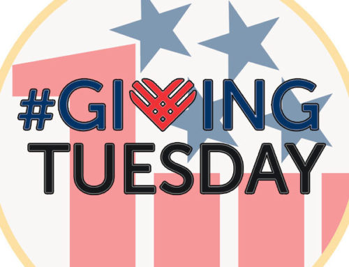 REMINDER: Two for Giving Tuesday – Give Once – House Twice the Veterans!