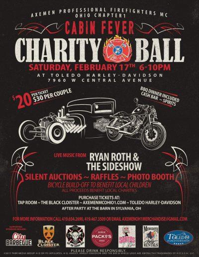 Axemen Cabin Fever Charity Ball