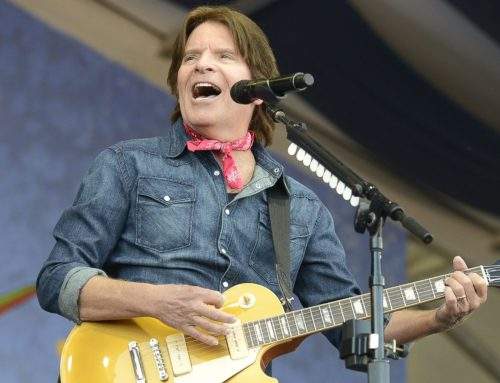 John Fogerty Celebrates 50 Years in Music