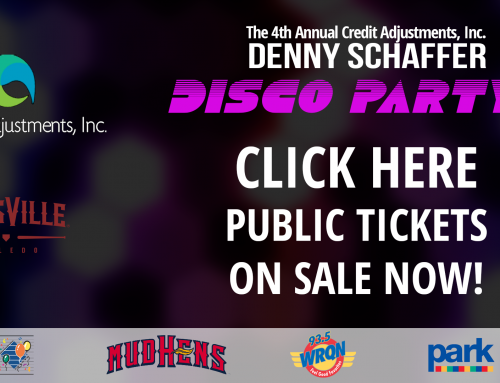 DISCO PARTY 2019 | PUBLIC TICKETS ON SALE NOW!