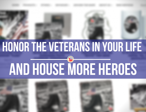 Veterans Matter National Housing Program Partners with Crazy Cow Graphics