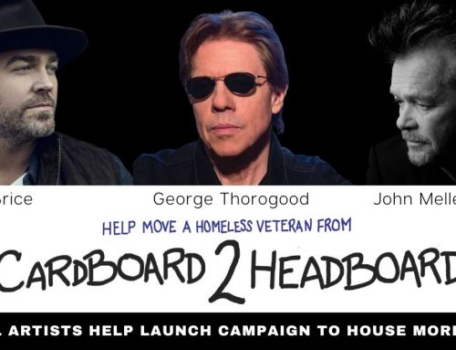 Musical Artists Help House More Veteran Heroes