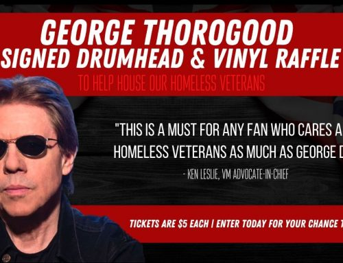 George Thorogood Partners with Veterans Matter to House Homeless Heroes