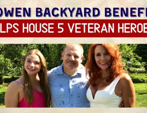 Bowen Backyard Benefit Houses 5 Veterans