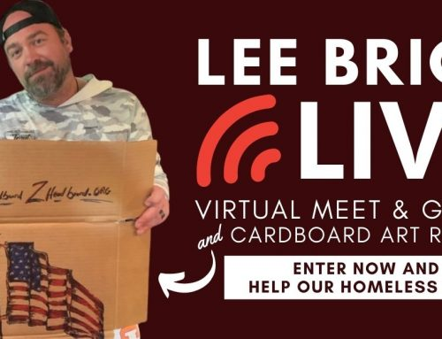 Lee Brice Teams up with Veterans Matter to House Homeless Heroes