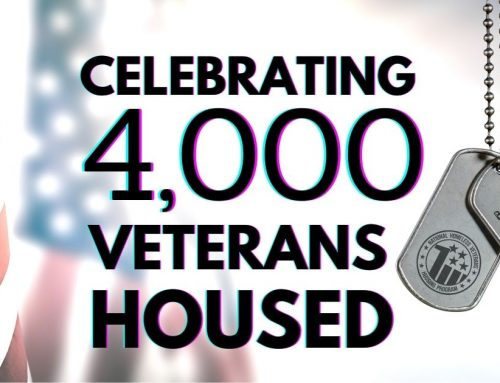 The Stories of Your 1000th, 2000th, 3000th, & 4000th Veteran Housed