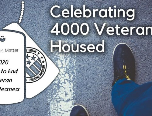 Veterans Matter to Celebrate 4,000 Vets Housed with Virtual Walk and Rally on Veterans Day