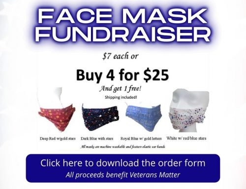 Face Mask Sale to House Our Nation's Heroes