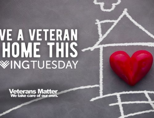 Give a Veteran a Home this #GivingTuesday