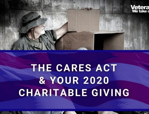 The Gift the Gives Back | CARES Act & Your Charitable Giving