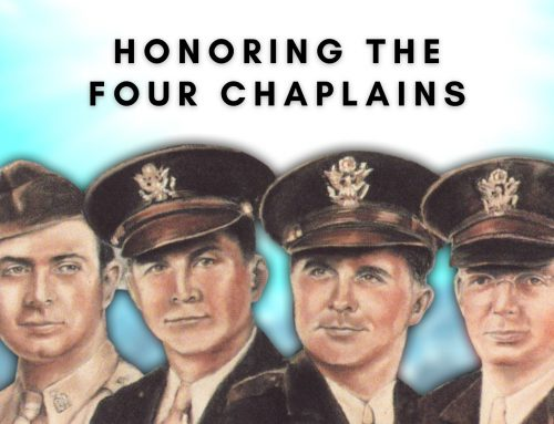 Honoring the Four Chaplains