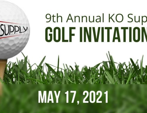 KO Supply to Host Annual Fundraiser Golf Invitational
