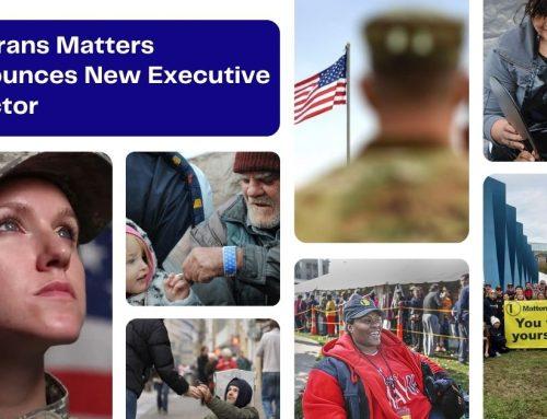 1Matters & Veterans Matter Announces New Executive Director